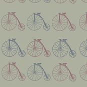 Victorian Bicycles