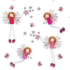 Fairies and Butterflies #1