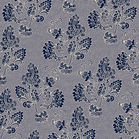Floral fabric by dariara on Spoonflower - custom fabric