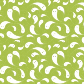 Ghosts M+M Lime by Friztin