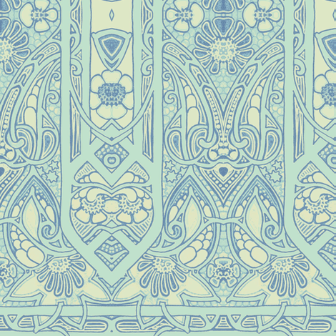 1891 Revisited fabric by edsel2084 on Spoonflower - custom fabric