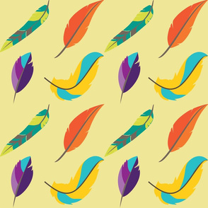 Dancing Feathers