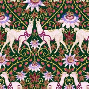 Madamas Llamas (Royal Green) small