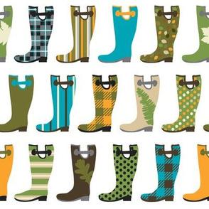 FS Autumn Rain Boots