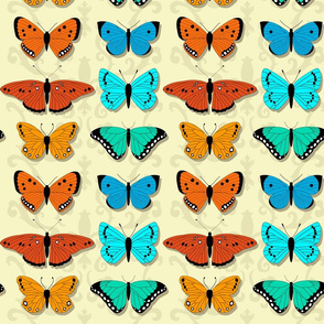 Victorian Butterfly Collection