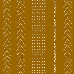 Mudcloth - Gold