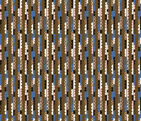 Semicircle pattern 3 fabric by studio_erdene on Spoonflower - custom fabric