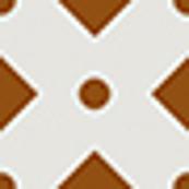 Abstract geometric tile 5