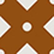Abstract geometric tile 4