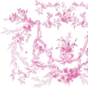 Rococo Rose Swag sorbet