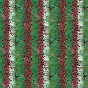 christmas holiday-stripe