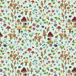 Fungi Fun Green