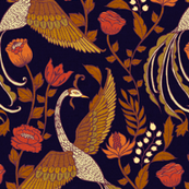 Phoenix Garden {Amethyst}