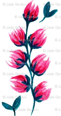 Small Flower Bunch 3