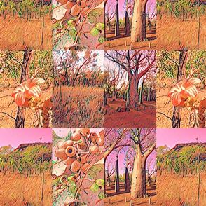 Kimberley browns