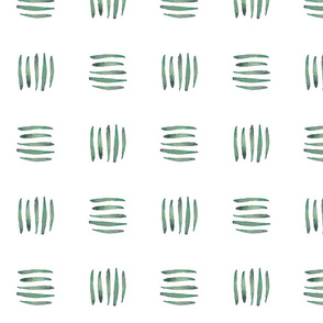 individual palm leaf pattern soft