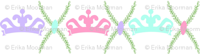 tiara row SMALL 587-orchid pink mint