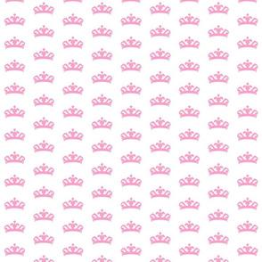 tiara SMALL 2- pink