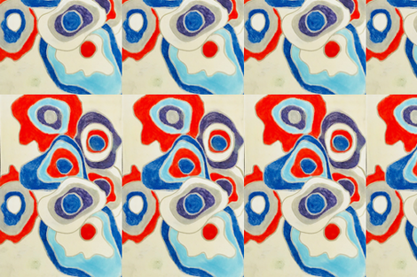 Centripetal Force fabric by noxxy on Spoonflower - custom fabric