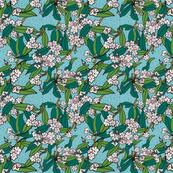 Laurel pattern