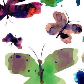 Butterflly Garden - Jumbo Size