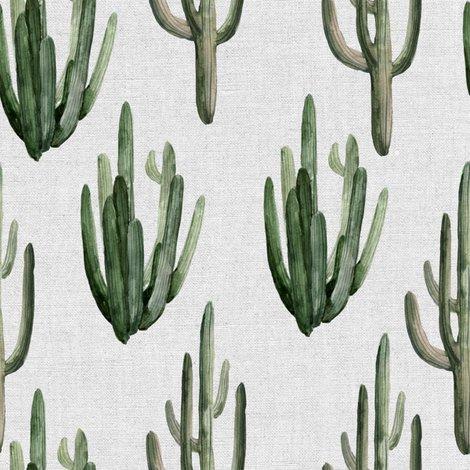 Rwestern-watercolor-cactus-light-gray-linen_shop_preview