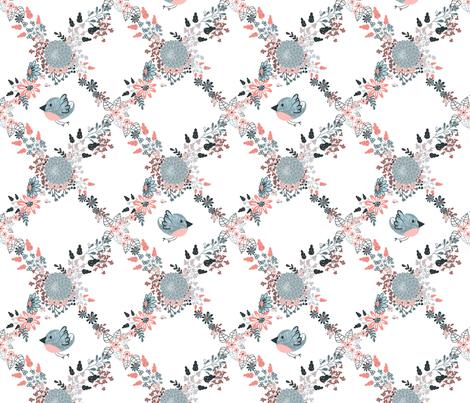 Oh! Summer fabric by regina_dambeck on Spoonflower - custom fabric