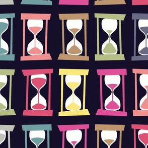 Hourglass Timers (dark, larger)