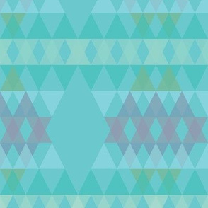 Southwest in Turquoise