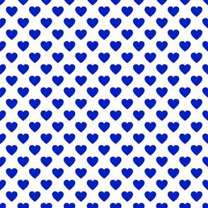 """1"""" Blue Hearts"""