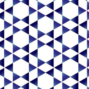 Lapis Geometric Tile