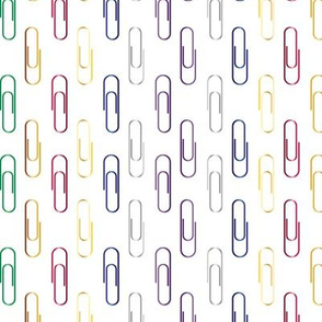 Paperclip Stripes