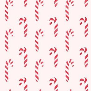 Candy Canes pink