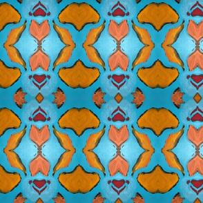 Robert Hall Inverted Poppies