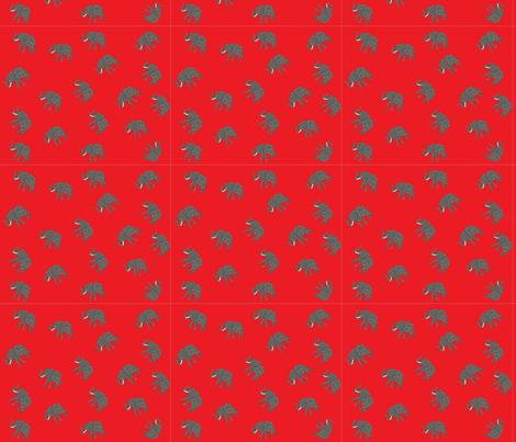 elephant fabric by angelheartdesigns on Spoonflower - custom fabric