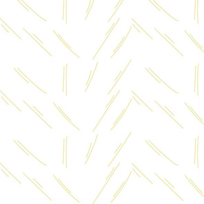 Slanted Lines yellow
