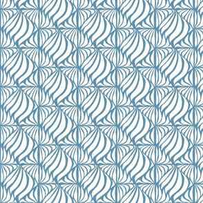 Diamond Zebra Tiles