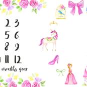 Princess milestone