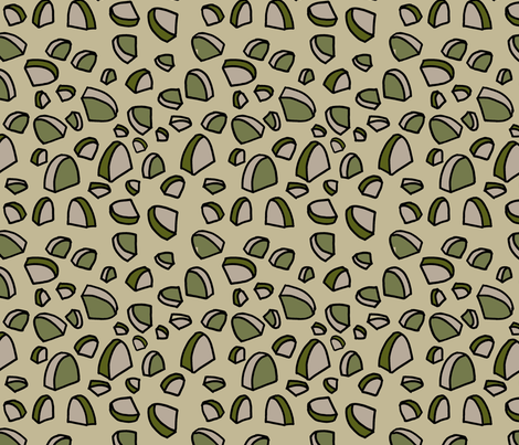 Camo is my favorite color fabric by wantful_things on Spoonflower - custom fabric