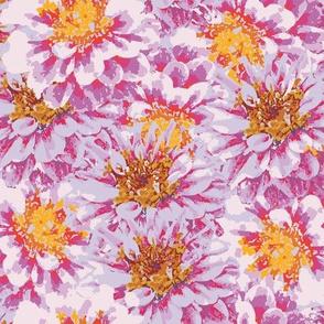 Vibrant Flower Power