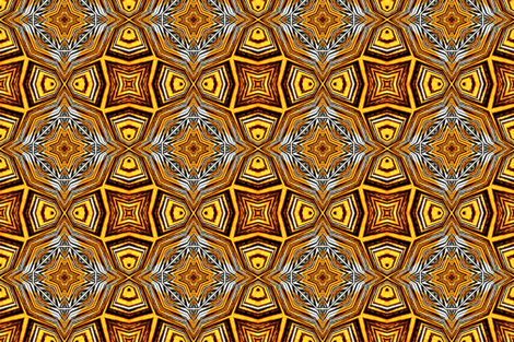 Jungle Drums fabric by libby_fordham on Spoonflower - custom fabric