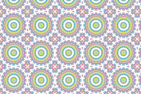 Kalidescope fabric by epicbydesign on Spoonflower - custom fabric