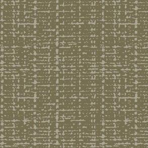dark olive fifties solid barkcloth texture