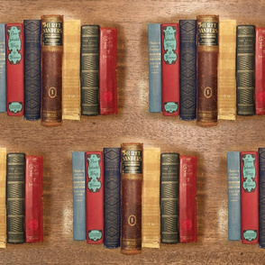 Book Lovers Fabric