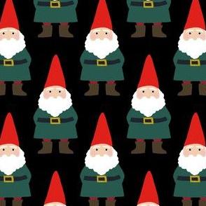 Gnome Repeat in Black