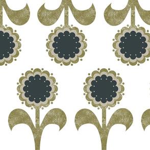 Swedish Sunflowers