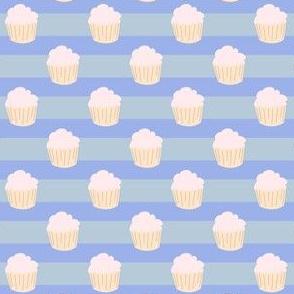 cupcakes stripe