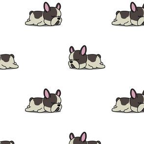 Boston Terrier Pattern