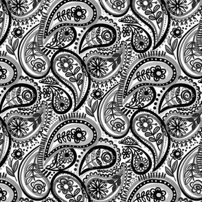 paisley pattern 2 small