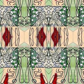Sage Green Stalks